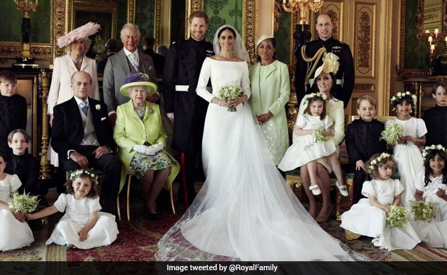 prince harry meghan markle royal family twitter