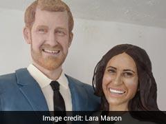 Royal Wedding: Prince Harry, Meghan Markle Turned Into Life-Sized Cake