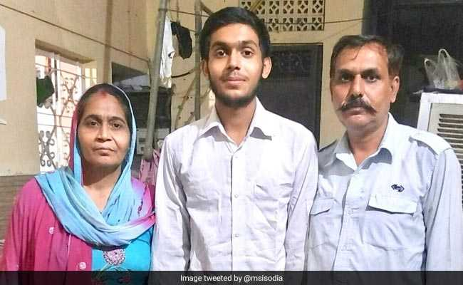'Very Proud Moment': A Delhi Bus Driver's Son Is Among The CBSE Toppers