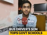 Video : Battling TB, Bus Driver's Son Tops Delhi Government Schools In Class 12 Exam