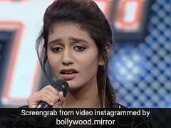 Priya Prakash Varrier के एक्सप्रेशन्स के बाद उनकी आवाज भी कर देगी घायल, देखें Video