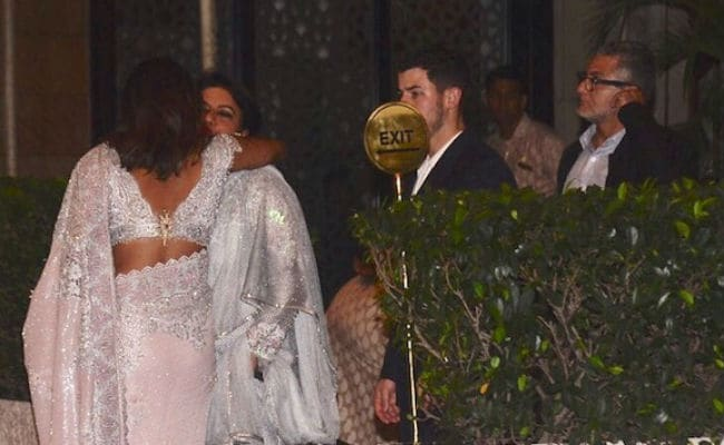 Bachchan family shines at Akash Ambani, Shloka's engagement bash