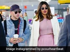 Priyanka Chopra's Date (With Nick Jonas, Duh) Outfits Seem A Bit, Umm, Boring