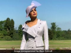 Priyanka Chopra Attends Meghan Markle And Prince Harry's Wedding