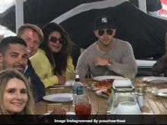 Priyanka Chopra And Nick Jonas' Pics Trend. 'Are They Dating,' Asks The Internet