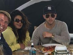 Amid Dating Rumours, Priyanka Chopra Leaves A Comment On Nick Jonas' Pic, Again