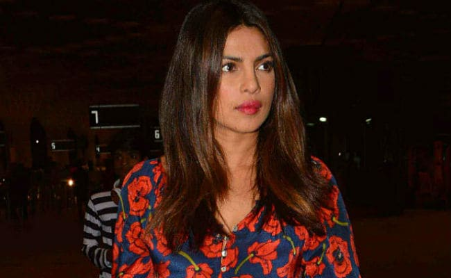 Priyanka Chopra On New Film Paani: 'It Reflects The Realities Of The World'