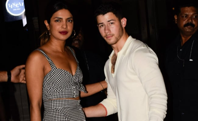 Pics From Priyanka Chopra And Nick Jonas' Fourth Of July Celebrations. See Inside