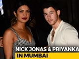 Video : Watch! Nick Jonas & Priyanka Chopra's Night Out In Mumbai