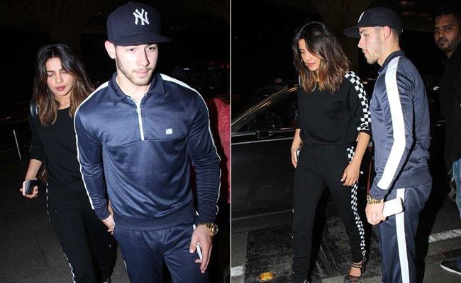 Priyanka Chopra And Nick Jonas Are Now Dressing Alike - Just Like Other Celeb Couples
