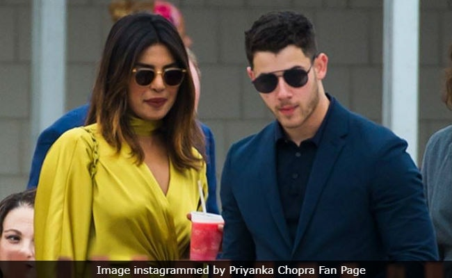 Pic Of Priyanka Chopra With Nick Jonas At Wedding Sends Internet Into Meltdown