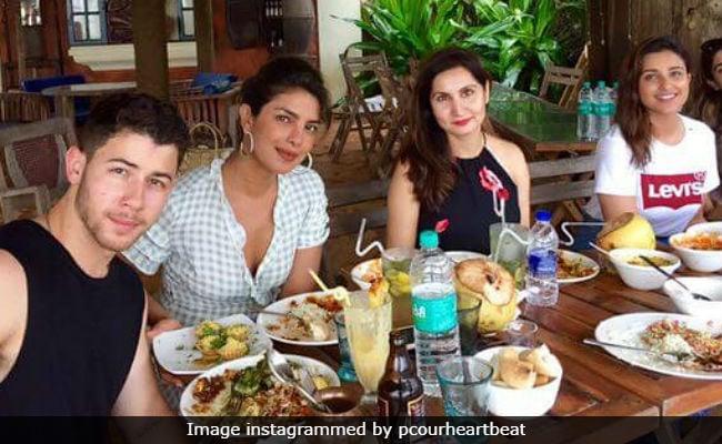 Details About Priyanka Chopra And Nick Jonas' Goa Trip 'May Cost Rs 5 Crore,' Parineeti Tells Arjun Kapoor