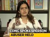 Video : Man Arrested Over Twitter Threats To Congress' Priyanka Chaturvedi