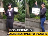 Video: Ditch Plastic, Shop And Eat In A Green Way, Courtesy A Duo From Bengaluru
