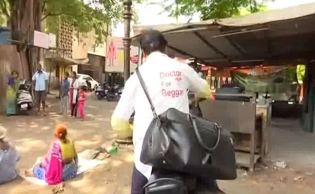 pune doctor for beggars