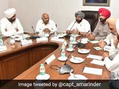 Punjab To Call For Death Penalty For Drug Dealers, Smugglers