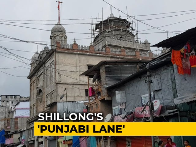 Video : Inside Shillong's Punjabi Lane, A Story Of Migrants In The Eye Of An Unrest
