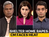 Video : After Bihar, Now A Shelter Home Horror In UP