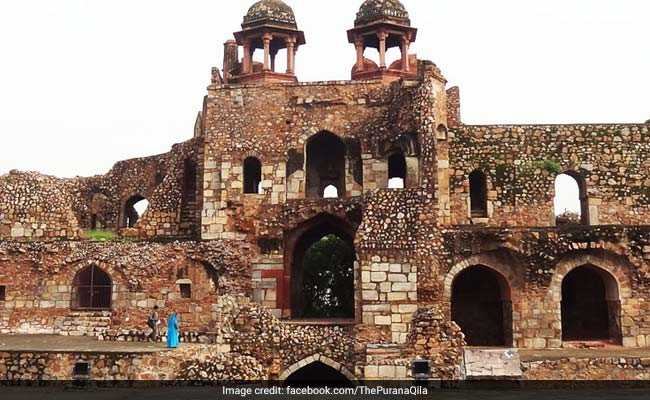 Archaeological Survey Of India To Give Facelift To Delhi's Purana Qila