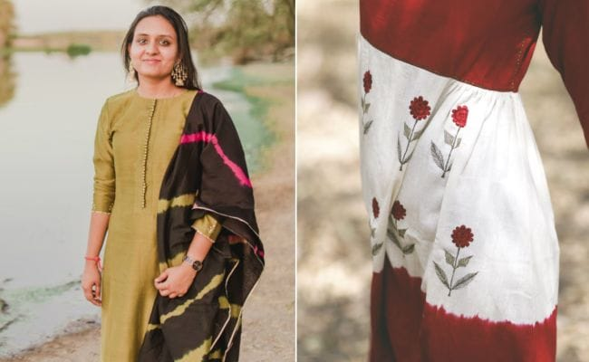 Adding Funk To Ethnic Wear - In Conversation With Designer Malvika Gupta