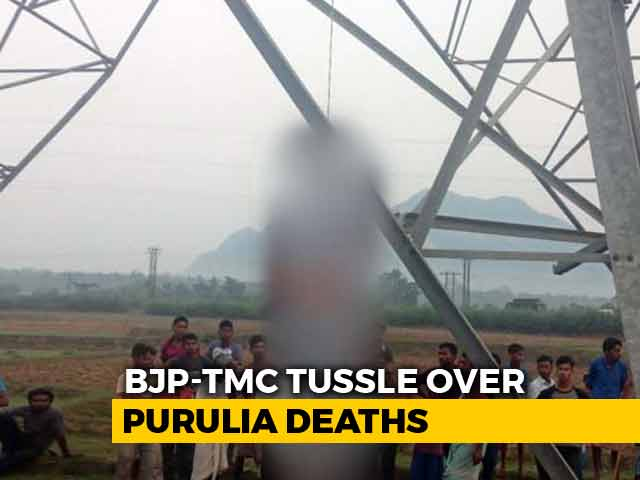 Video : BJP Worker Found Hanging In Bengal's Purulia Committed Suicide: Autopsy