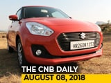 Video : Maruti Swift AGS, 2018 Nissan Micra, Force India's New Owner, ISI Helmets