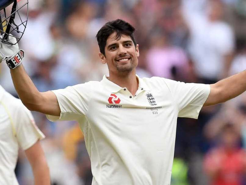 No Indians In Alastair Cook's All-Time Playing Eleven