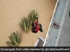 Watch: Massive Air Rescue Operation On In Rain-Ravaged Kerala, 73 Dead