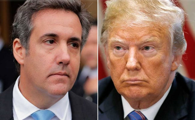 LEAKED: Here's what Michael Cohen will reportedly testify against President Trump