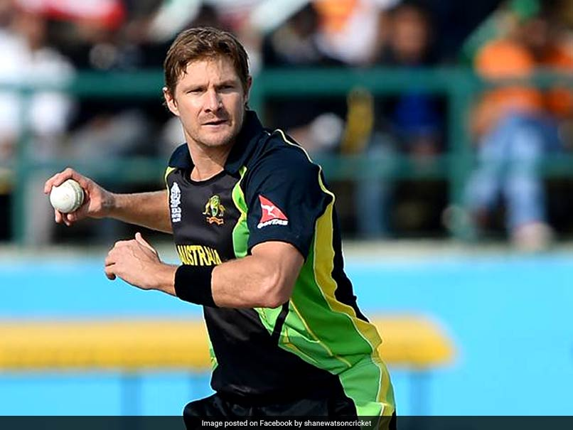 Shane Watson Backs T10 Cricket, Says It Will Modernise The Sport