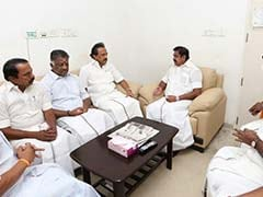 Karunanidhi Stable, Says Chief Minister Palaniswami After Health Scare