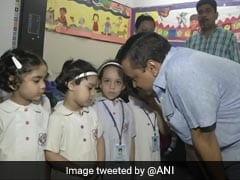 Arvind Kejriwal Warns School That Kept Kindergarten Children In Basement