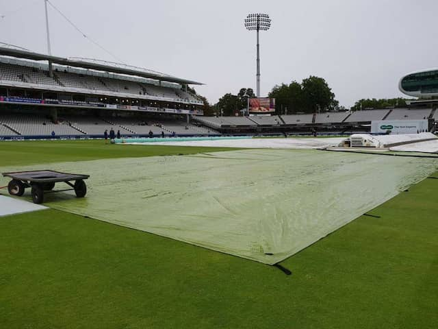 India vs England Highlights, 2nd Test, Day 1: Rain Washes Out Play On Day 1 At Lords