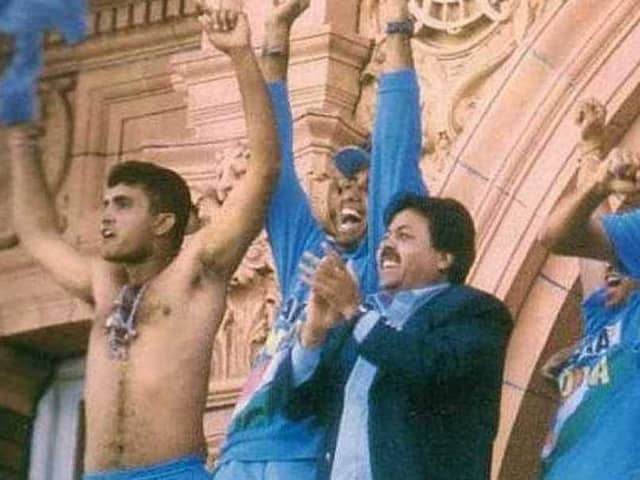 VVS Laxman Tried To Stop Him From Taking Off Shirt At Lords, Recalls Sourav Ganguly