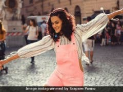 Why Taapsee Pannu Became Choreographer For <i>Mulk</i>