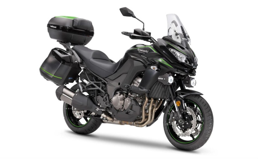 Kawasaki Versys 1000 To Be Updated For 2019 Ndtv Carandbike