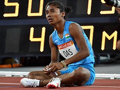 Asian Games 2018: Hima Das Attributes 200M Disqualification To 'Tremendous Pressure' From Unnamed Persons