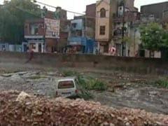 Flood Situation in India:  छत्तीसगढ़ में पुल बहा, कई राज्यों में बाढ़ जैसे हालात
