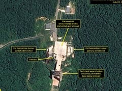North Korea Begins Dismantling Rocket Test Site, Satellite Images Suggest