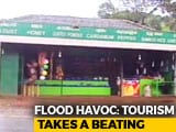 Video : Earnings Fall As Tourism Drowns In Karnataka, Kerala During Peak Season