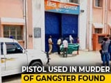 Video : Pistol Used In Gangster Munna Bajrangi's Murder Found In Drain: Police
