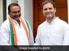 Ex-Chief Minister Of Undivided Andhra Kiran Kumar Reddy Rejoins Congress