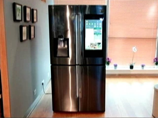 Video : A Refrigerator That Does More Than Store Food