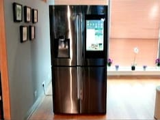 A Refrigerator That Does More Than Store Food