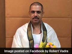 India Needs Change, Rahul Gandhi Working Very Hard, Says Robert Vadra