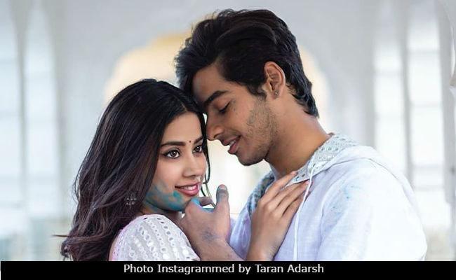 Janhvi Kapoor And Ishaan Khatter's Dhadak Has 'Few Different Elements' From Sairat: Director