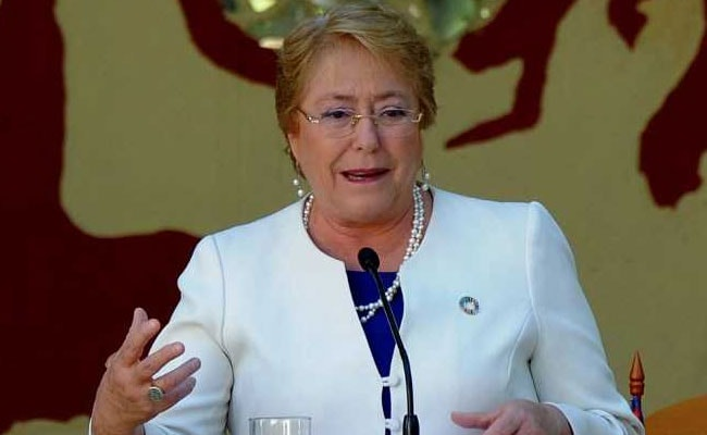 New UN Rights Chief Bachelet Will Face World Of Hate: Antonio Guterres
