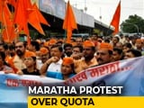 Video : Marathas Call For Maharashtra Bandh, Airline Warns Of Delays