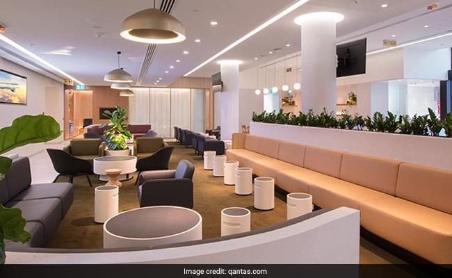 qantas airways lounge