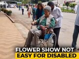 Video : For Differently Abled, Poor Planning Takes Fun Out Of Big Bengaluru Show
